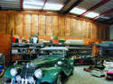 If collecting Antique cars are your hobby, an Armor Steel Building may be a requirement. Roof lights can brighten your workspace and your day!
